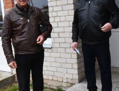 """""""PAKRUOJO KOMUNALININKO""""  GAUTA  INVESTICIJA SKIRTA NAUJO ATLIEKŲ TVARKYMO SANDĖLIO STATYBAI"""